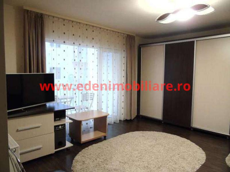 Apartament 1 camera de vanzare in Cluj, zona Baciu, 36000 eur