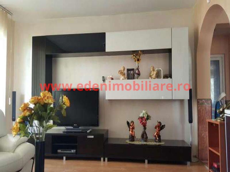 Apartament 3 camere de vanzare in Cluj, zona Buna-Ziua, 115000 eur