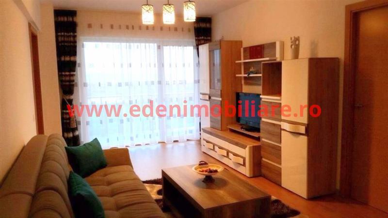 Apartament 2 camere de inchiriat in Cluj, zona Gheorgheni, 450 eur
