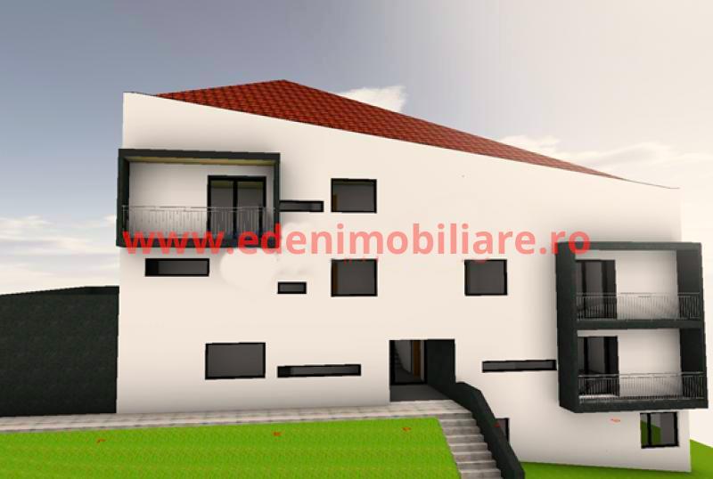 Apartament 4 camere de vanzare in Cluj, zona Borhanci, 105000 eur