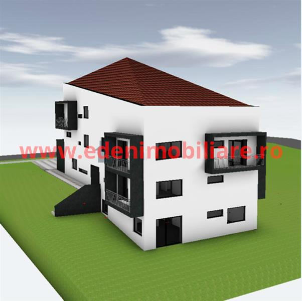 Apartament 4 camere de vanzare in Cluj, zona Borhanci, 95000 eur