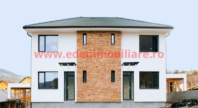 Casa/vila de vanzare in Cluj, zona Baciu, 81600 eur