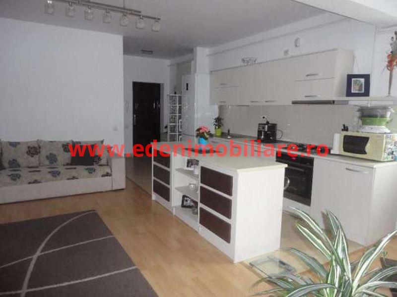 Apartament 3 camere de vanzare in Cluj, zona Buna-Ziua, 75900 eur