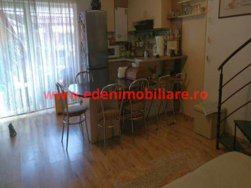 Apartament 3 camere de vanzare in Cluj, zona Apahida, 52000 eur