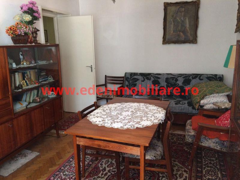 Apartament 2 camere de vanzare in Cluj, zona Plopilor, 70000 eur