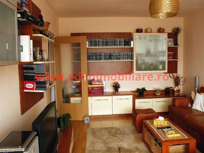 Apartament 3 camere de inchiriat in Cluj, zona Manastur, 470 eur