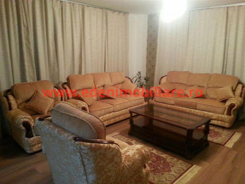 Apartament 3 camere de inchiriat in Cluj, zona Buna-Ziua, 600 eur