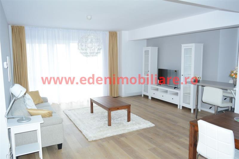 Apartament 2 camere de inchiriat in Cluj, zona Marasti, 475 eur