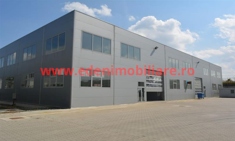 Hala depozitare de inchiriat in Cluj, zona Someseni, 5600 eur