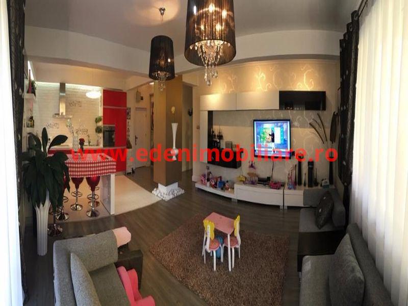 Apartament 4 camere de vanzare in Cluj, zona Buna-Ziua, 169000 eur
