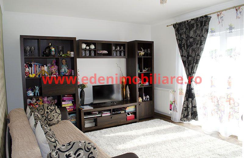 Apartament 1 camera de vanzare in Cluj, zona Bulgaria, 44000 eur