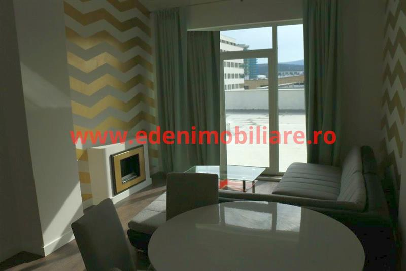 Apartament 3 camere de inchiriat in Cluj, zona Marasti, 750 eur