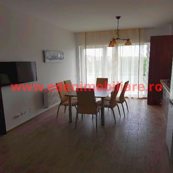 Apartament 3 camere de inchiriat in Cluj, zona Marasti, 530 eur