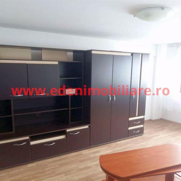Apartament 1 camera de inchiriat in Cluj, zona Calea Turzii, 280 eur