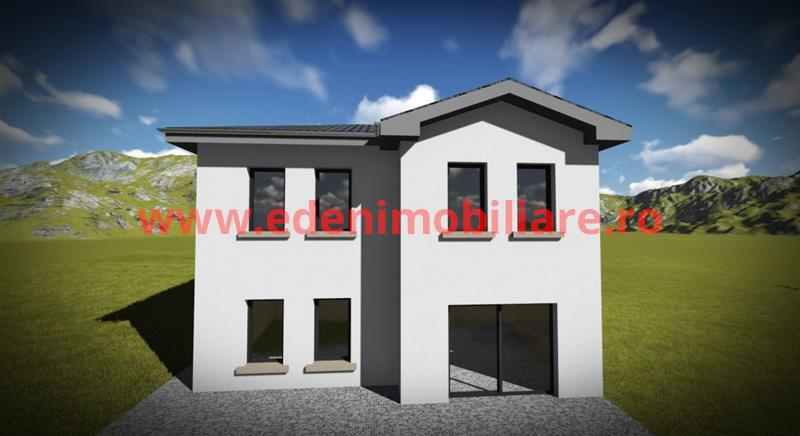 Casa/vila de vanzare in Cluj, zona Iris, 105000 eur