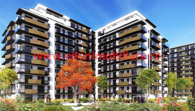 Apartament 3 camere de vanzare in Cluj, zona Gheorgheni, 81280 eur