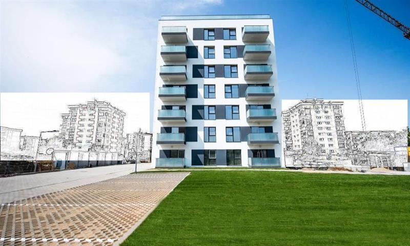 Apartament 3 camere de vanzare in Cluj, zona Marasti, 77700 eur