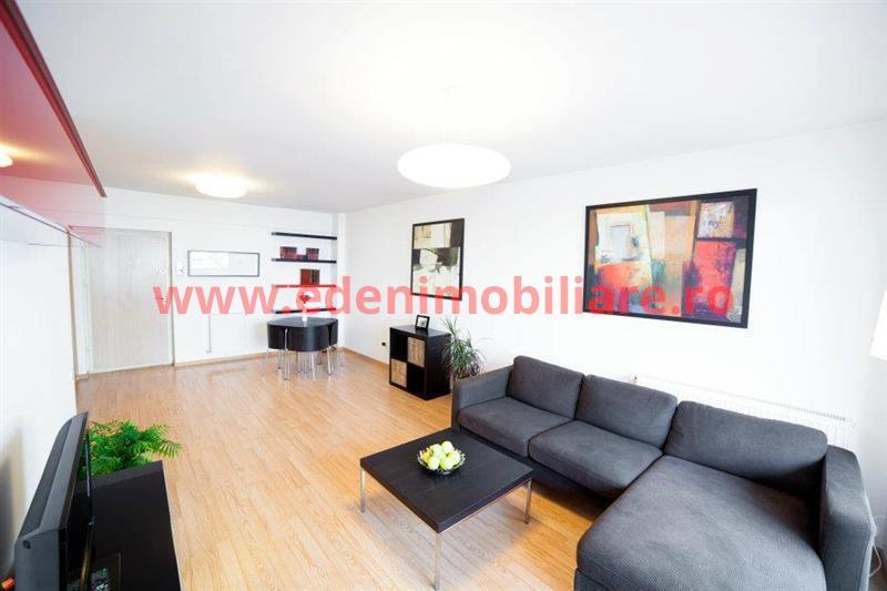 Apartament 2 camere de inchiriat in Cluj, zona Manastur, 450 eur