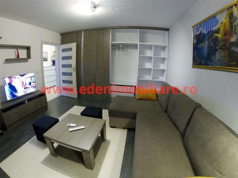 Apartament 1 camera de inchiriat in Cluj, zona Marasti, 370 eur
