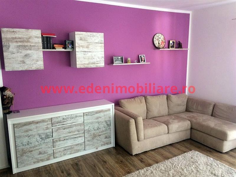 Apartament 2 camere de inchiriat in Cluj, zona Manastur, 350 eur