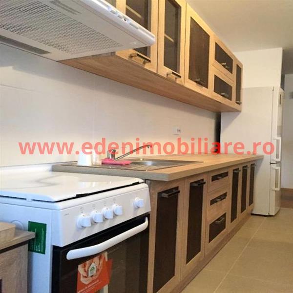 Apartament 3 camere de inchiriat in Cluj, zona Buna-Ziua, 525 eur