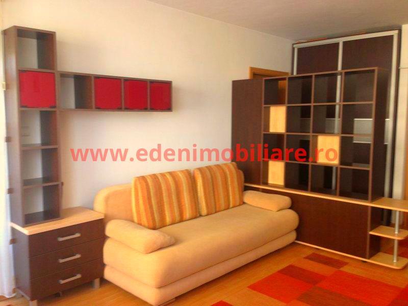 Apartament 2 camere de inchiriat in Cluj, zona Andrei Muresanu, 380 eur