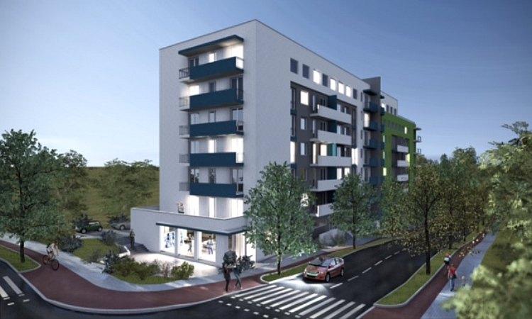 Apartament 1 camera de vanzare in Cluj, zona Gheorgheni, 43065 eur