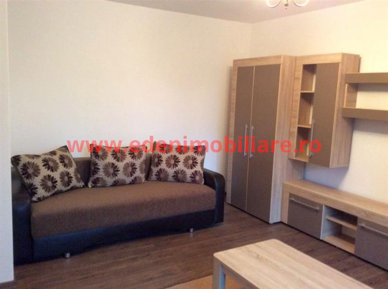 Apartament 1 camera de inchiriat in Cluj, zona Marasti, 300 eur