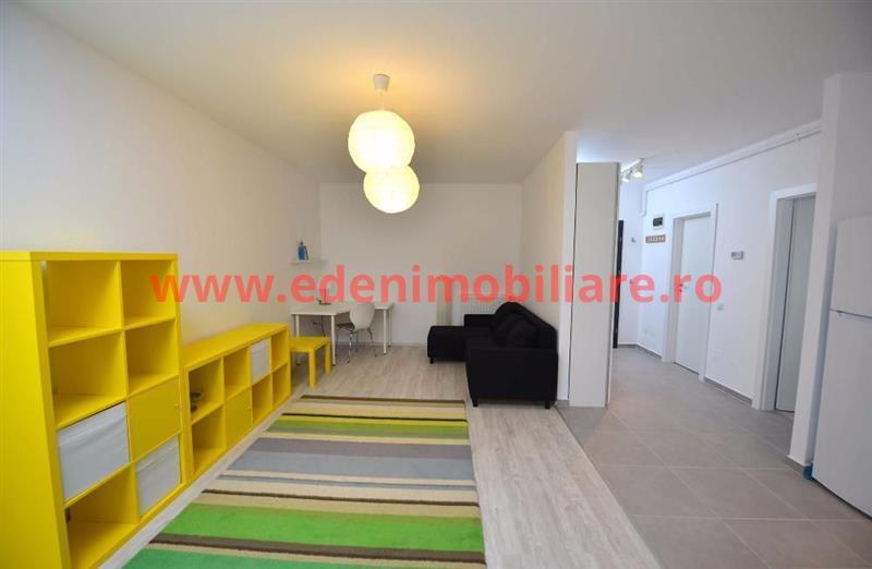 Apartament 2 camere de inchiriat in Cluj, zona Buna-Ziua, 430 eur