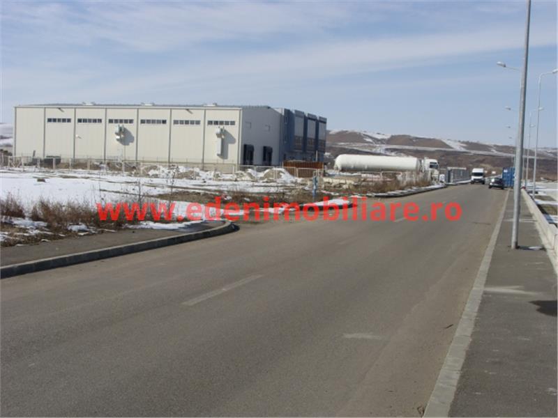 Teren de vanzare in Cluj, zona Apahida, 46 eur