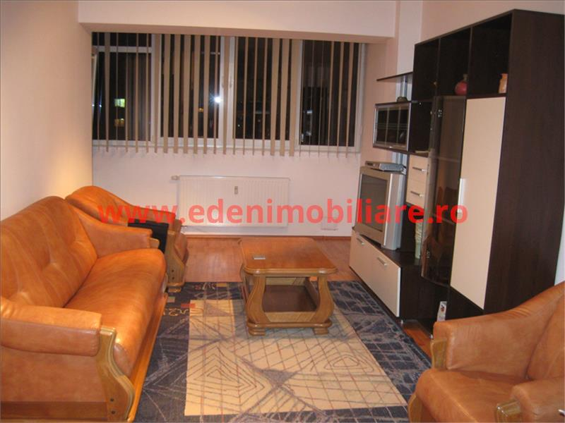 Apartament 2 camere de inchiriat in Cluj, zona Marasti, 375 eur