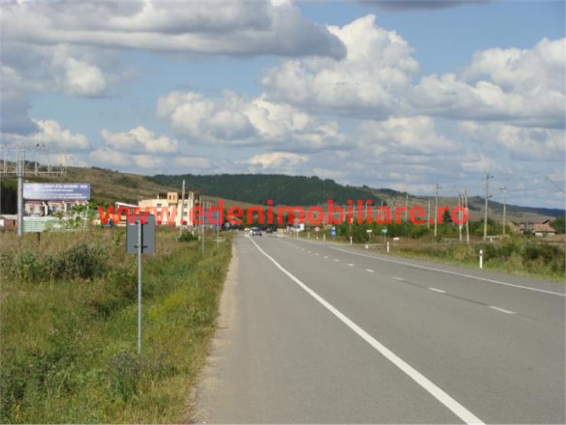 Teren de vanzare in Cluj, zona Jucu, 30 eur