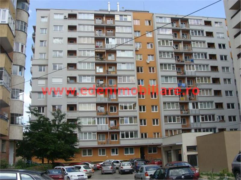 Apartament 3 camere de inchiriat in Cluj, zona Marasti, 450 eur