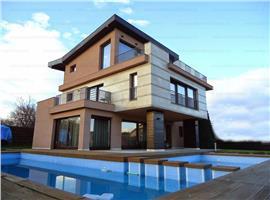 Vanzare casa cu piscina si 1200 mp teren in Dambul Rotund, Cluj-Napoca