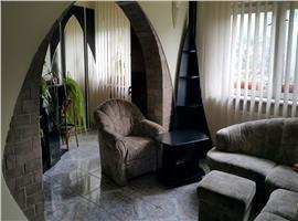 Apartament cu 4 camere de vanzare in Gheorgheni mobilat