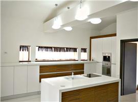 Casa unica cu design deosebit si 921 mp teren Feleacu de vanzare