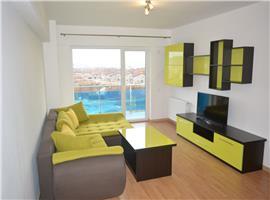 Apartament 2 camere imobil nou prima inchiriere in Viva City Cluj
