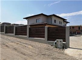 Vanzare casa cuplata cu design mediteranean calea Turzii , Cluj Napoca