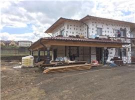 Vanzare duplex cu design mediteranean calea Turzii , Cluj Napoca