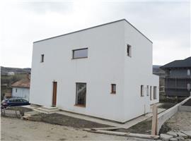 Casa cu 4 camere si 500 teren de vanzare in Borhanci, Cluj
