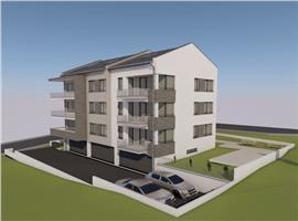 Apartament 3 camere 76 mp imobil nou in Europa, Cluj Napoca