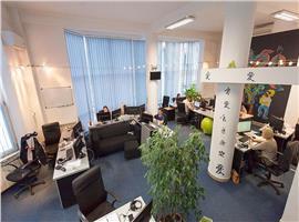 Inchiriere cladire cu destinatia birouri Calea Turzii Cluj-Napoca
