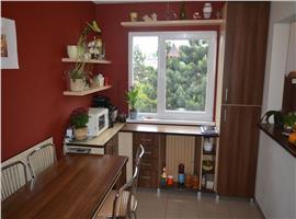 Oferta EXCLUSIVA!Apartament 4 camere in Manastur, cu mobilier si garaj
