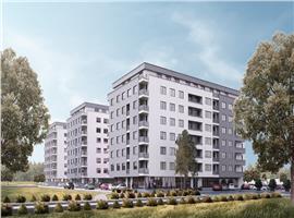 Apartament cu 2 camere 60 m decomandat in Someseni, Cluj Napoca