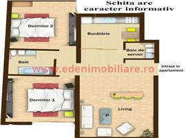Vanzare 3 apartamente in vila in Zorilor