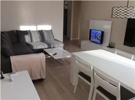 Apartament 3 camere semicentral, zona Tribunal, imobil nou