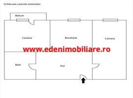Vanzare apartament cu 2 camere in Gheorgheni