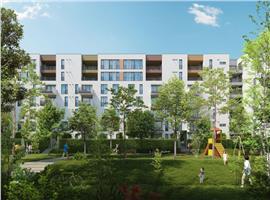 Apartament 3 camere 75mp+ balcon  in Gheorgheni imobil nou
