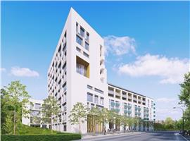 Apartamente 4 camere  semifinisat 104 mp in Gheorgheni imobil nou