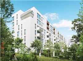 Apartamente 2 camere 61 m + terasa si gradina in Gheorgheni